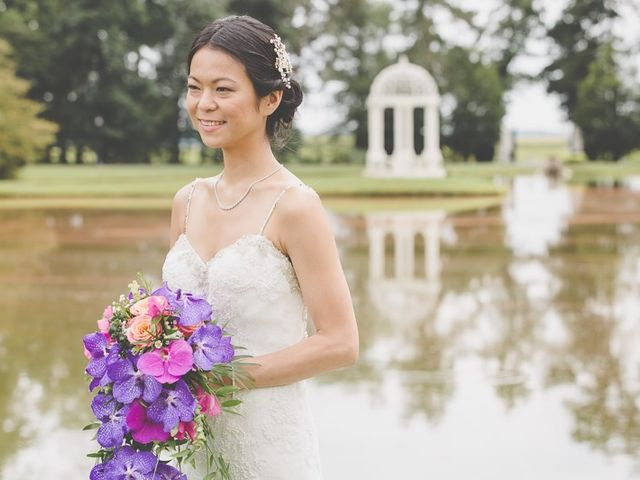 Le mariage de Rémi et Kayoko à Vonnas, Ain 1