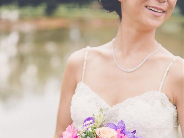 Le mariage de Rémi et Kayoko à Vonnas, Ain 3