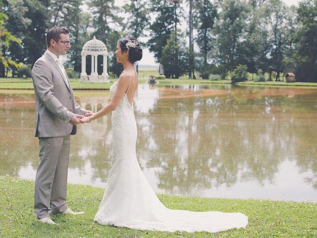 Le mariage de Rémi et Kayoko à Vonnas, Ain 13