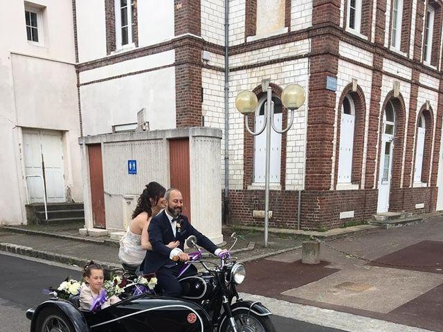 Le mariage de Benjamin et Camille à Saint-Aubin-lès-Elbeuf, Seine-Maritime 4