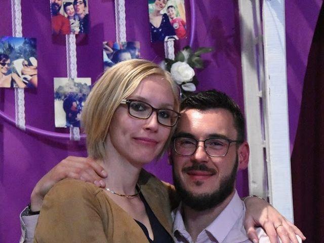 Le mariage de Benjamin et Camille à Saint-Aubin-lès-Elbeuf, Seine-Maritime 34