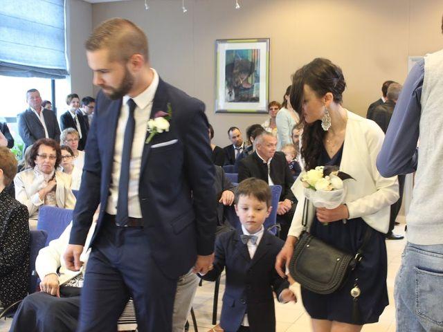 Le mariage de Benjamin et Camille à Saint-Aubin-lès-Elbeuf, Seine-Maritime 56