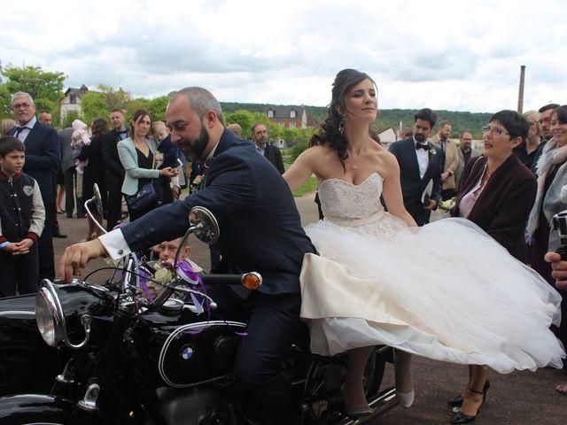 Le mariage de Benjamin et Camille à Saint-Aubin-lès-Elbeuf, Seine-Maritime 90