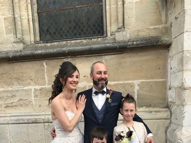 Le mariage de Benjamin et Camille à Saint-Aubin-lès-Elbeuf, Seine-Maritime 1