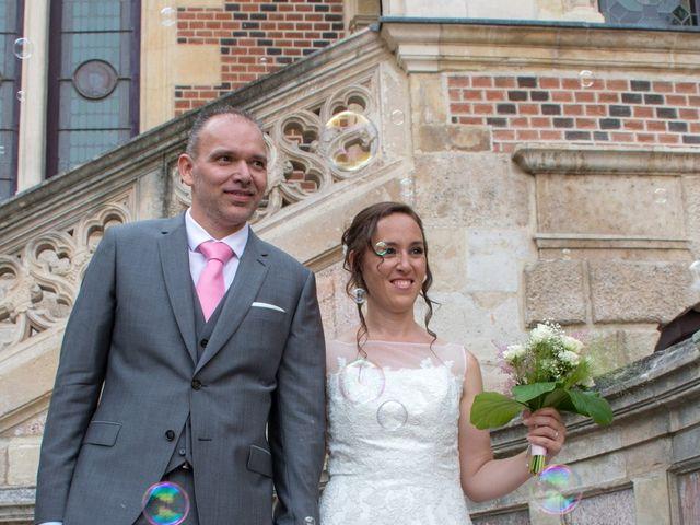 Le mariage de Bruce et Milène à La Ferté-Saint-Aubin, Loiret 6