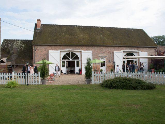 Le mariage de Bruce et Milène à La Ferté-Saint-Aubin, Loiret 19