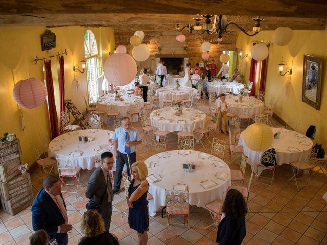 Le mariage de Bruce et Milène à La Ferté-Saint-Aubin, Loiret 20