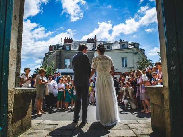 Le mariage de Alexis et Fanny à Angers, Maine et Loire 18