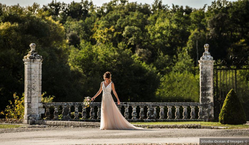 Le mariage de Dimitri et Marion à Échillais, Charente Maritime