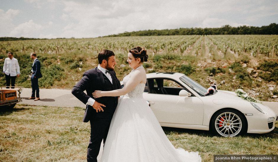 Le mariage de Gauryan et Charlène à Viré, Saône et Loire