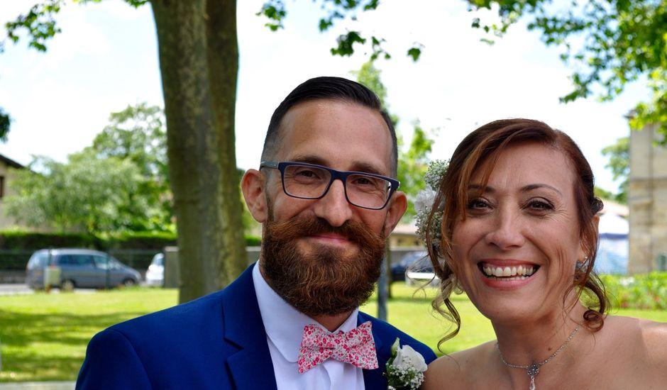 Le mariage de Nathalie et Nicolas à Bruges, Gironde