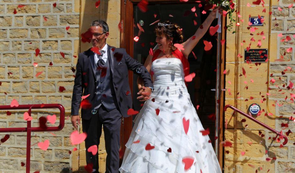 Le mariage de José Luis et Sandra à Warcq, Ardennes