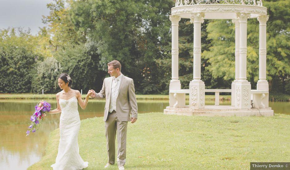 Le mariage de Rémi et Kayoko à Vonnas, Ain