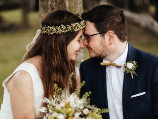 Le mariage de Galadriel et Thibault