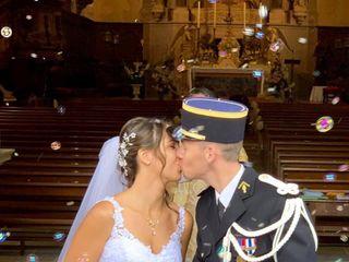 Le mariage de Marie et Antoine 1