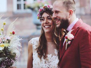 Le mariage de Elodie et Boris