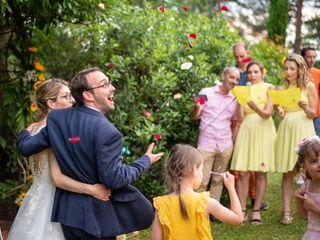 Le mariage de Aurélie et Benoît 1