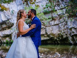 Le mariage de Cyndie et Julien