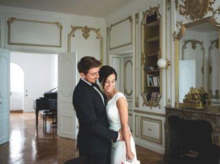 Le mariage de Pauline et Nikola