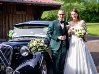 Le mariage de Laura et Michaël