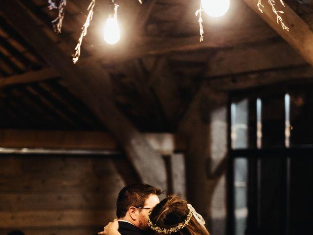 Le mariage de Thibault et Galadriel à Saint-Georges-de-Mons, Puy-de-Dôme 15