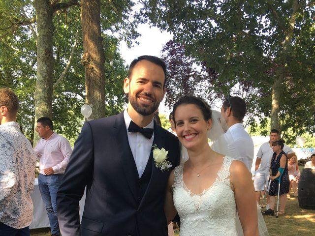 Le mariage de Romain et Pauline à Beaumarchès, Gers 5