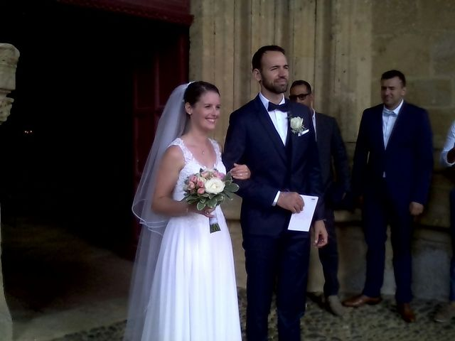 Le mariage de Romain et Pauline à Beaumarchès, Gers 7