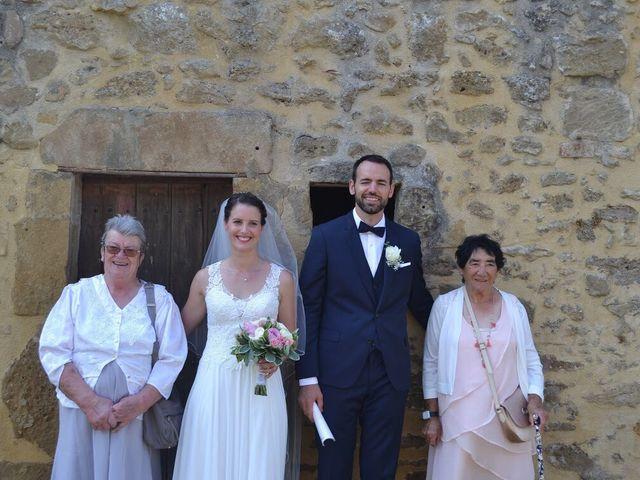 Le mariage de Romain et Pauline à Beaumarchès, Gers 1