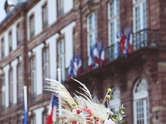 Le mariage de Boris et Elodie à Strasbourg, Bas Rhin 4