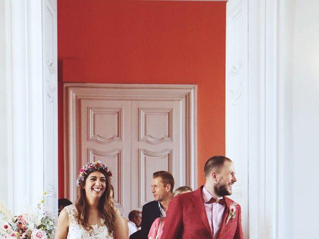 Le mariage de Boris et Elodie à Strasbourg, Bas Rhin 12