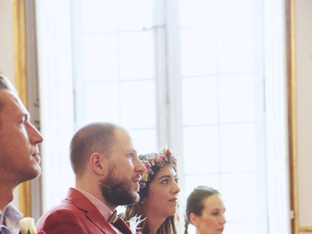 Le mariage de Boris et Elodie à Strasbourg, Bas Rhin 19