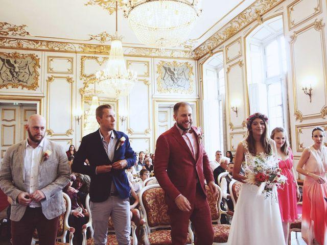 Le mariage de Boris et Elodie à Strasbourg, Bas Rhin 22