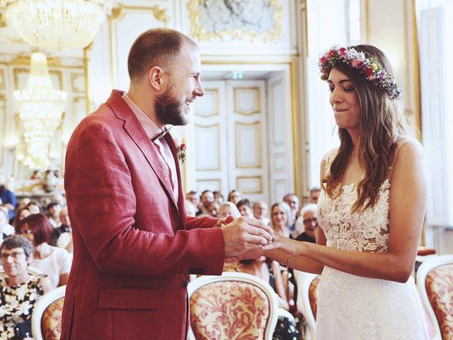 Le mariage de Boris et Elodie à Strasbourg, Bas Rhin 25