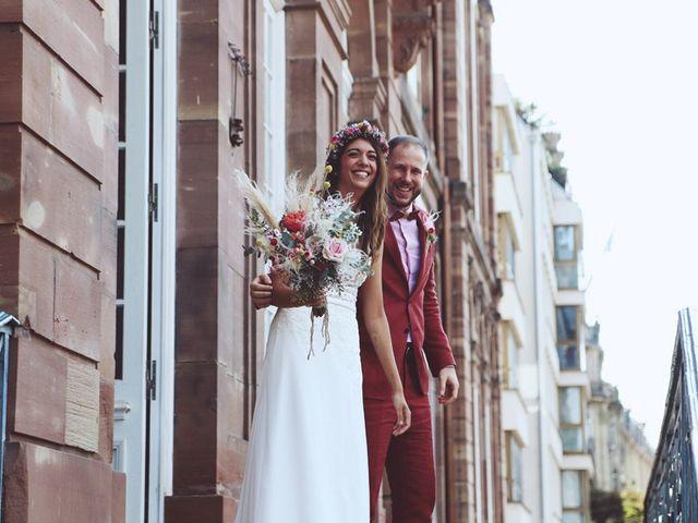 Le mariage de Boris et Elodie à Strasbourg, Bas Rhin 33