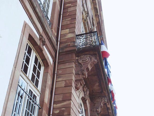 Le mariage de Boris et Elodie à Strasbourg, Bas Rhin 34