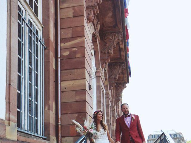 Le mariage de Boris et Elodie à Strasbourg, Bas Rhin 35
