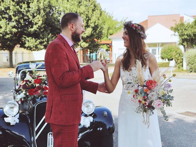 Le mariage de Boris et Elodie à Strasbourg, Bas Rhin 65