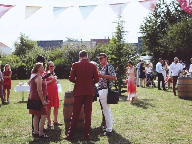 Le mariage de Boris et Elodie à Strasbourg, Bas Rhin 70