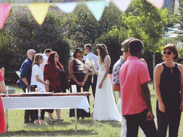 Le mariage de Boris et Elodie à Strasbourg, Bas Rhin 74