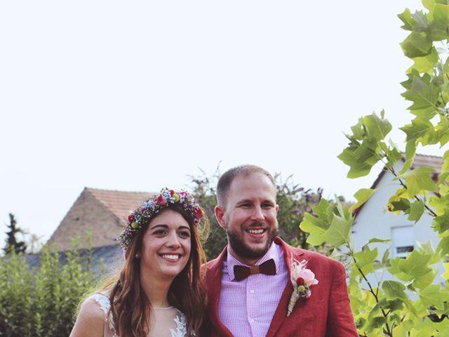 Le mariage de Boris et Elodie à Strasbourg, Bas Rhin 80