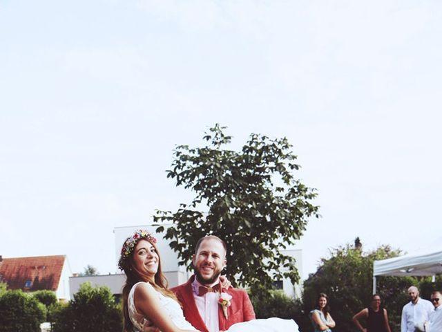 Le mariage de Boris et Elodie à Strasbourg, Bas Rhin 88