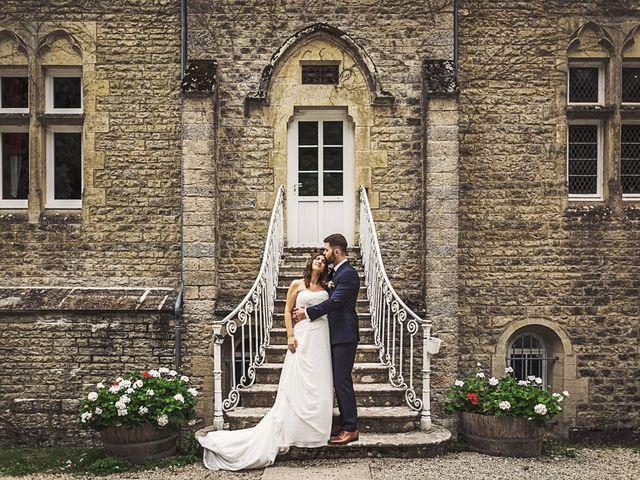 Le mariage de Romain et Chloé à Spoy, Côte d'Or 2