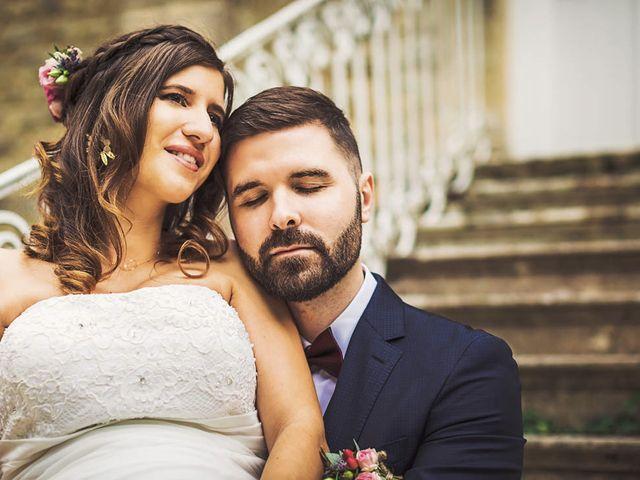 Le mariage de Romain et Chloé à Spoy, Côte d'Or 3