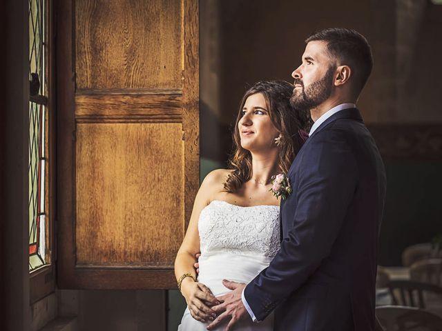 Le mariage de Romain et Chloé à Spoy, Côte d'Or 4