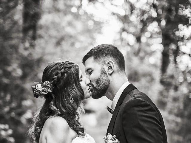 Le mariage de Romain et Chloé à Spoy, Côte d'Or 7
