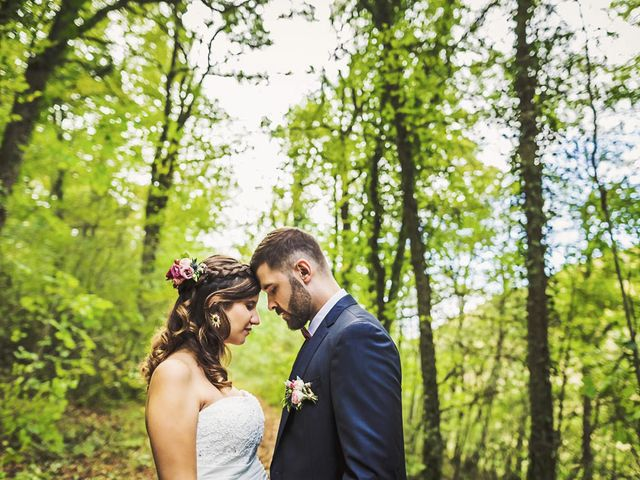 Le mariage de Romain et Chloé à Spoy, Côte d'Or 8