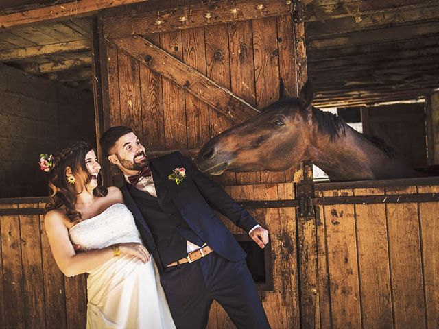 Le mariage de Romain et Chloé à Spoy, Côte d'Or 10