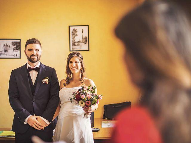 Le mariage de Romain et Chloé à Spoy, Côte d'Or 14