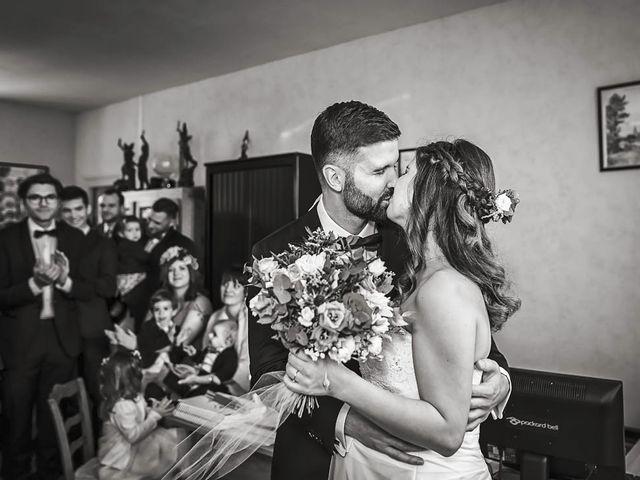 Le mariage de Romain et Chloé à Spoy, Côte d'Or 15