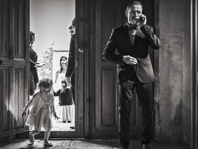 Le mariage de Romain et Chloé à Spoy, Côte d'Or 17
